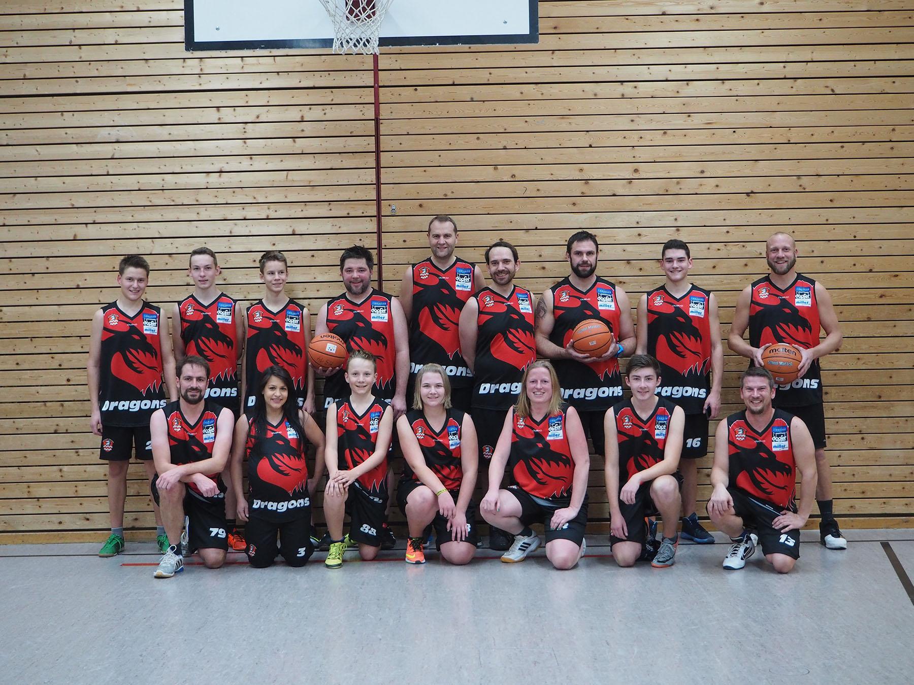 TSV Roßhaupten: Abteilung Basketball